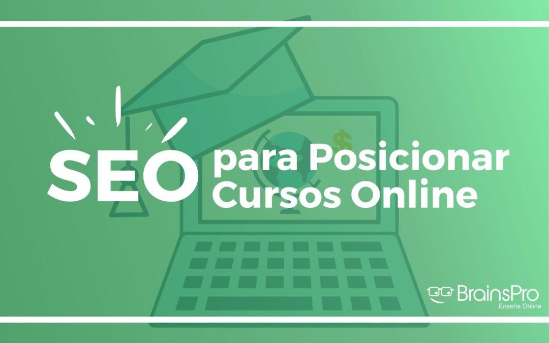 Poscionamiento para Cursos Online