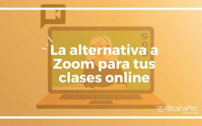 Tu alternativa a Zoom para clases online ➤ BrainsPro 🤓