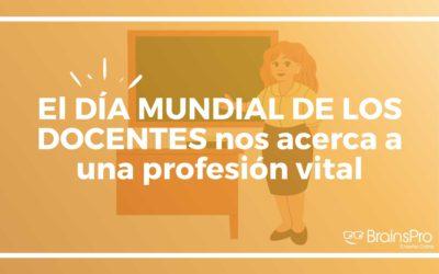 El día mundial de los docentes nos acerca a una profesión vital