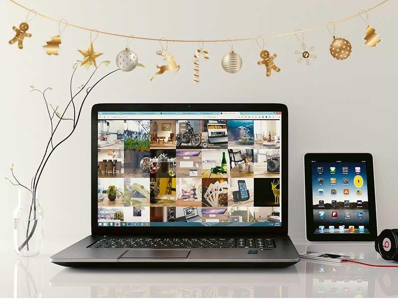 Marketing para vender cursos online en navidad